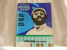Down Beat mag April 10 1975 CECIL TAYLOR Roland Hanna Jackie McLean George Duke