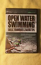 Open Water Swimming: Skills, Techniques & Racing Tips Dvd