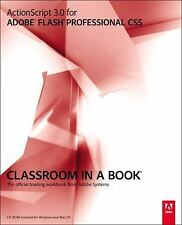 ActionScript 3.0 for Adobe Flash Professional CS5 Classroom in a Book-ExLibrary