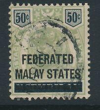 Malaya - Federates Malay States 1900 SG 8 used