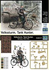 o Master Box MB35179 - Volkssturm - Tank Hunter (Germany, 1944-45)  (Scala 1/35)