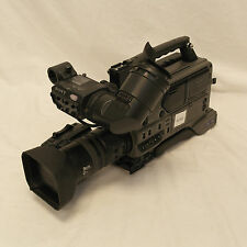 Sony DSR-250 Pro DV Camcorder w/ DXF-801 Viewfinder & Remote | Fully Tested nc