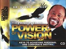 Principles and Power of Vision - 4 Cds Dr. Myles Munroe
