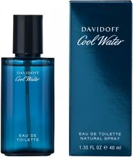 COOL WATER MEN de Davidoff - Colonia / Perfume EDT 40 ml - Hombre / Man / Uomo