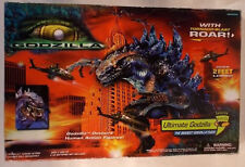 Ultimate Electronic Godzilla By Trend Masters New Sealed VHTF