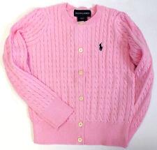 6a1b91dfd Polo Ralph Lauren Baby Girls Hoodie Sweater Lambswool Cashmere Blend ...