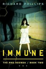Immune (The Rho Agenda), Phillips, Richard, Very Good Book