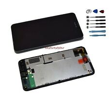 OEM New Nokia Lumia 630 635 LCD Digitizer Screen Assembly with Frame+Tools