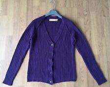 MARNI Cashmere Cardigan Size 40- UK 8