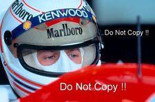Martin López McLaren MP4/9 F1 temporada 1994 fotografía