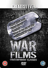 JARHEAD / BLACK HAWK DOWN / THREE KINGS / CASUALTIES OF WAR / BORN ON THE 4 JULY