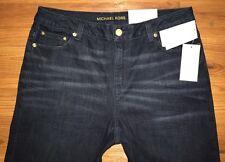 NEW Women's MICHAEL KORS Selma Flare Jeans STELLAR Wash Size 10 ( 32 x 35 ) $135