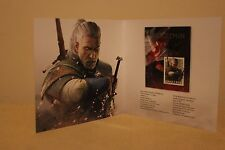 The Witcher 3: Wild Hunt - Stamp in special edition booklet