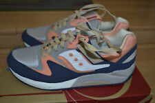 VNDS Saucony Grid 9000 Bodega Elite Kithstrike Blue Grey Orange Fieg Sz 9
