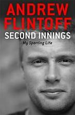 Flintoff: Second Innings - My Sporting Life  BOOK NEW