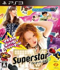(Used) PS3 TV Superstars  [Import Japan]((Free Shipping))
