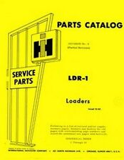 International Farmall Loader Cub Loboy 140 300 350 400 460 560 706 Parts Manual
