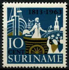 Suriname 1963 SG#528, 150th Anniv Of Kingdom MNH #D34385