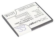 BATTERIA agli ioni di litio per Samsung SGH-I857 yp-g1c / xshs GALAXY MINI TM Galaxy 551 Wave 5