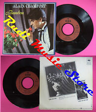 LP 45 7'' ALAIN CHAMFORT Bambou Poupee 1981 france CBS CBSA 1337 no cd mc dvd