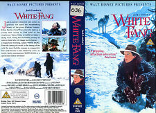 White Fang, Ethan Hawke Used Video Sleeve/Cover #16245