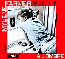 MYLENE FARMER A L'OMBRE LTD CD MAXI REMIXES 1