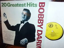 Bobby Darin 20 Greatest Hits, Yesterdays gold, Portugal