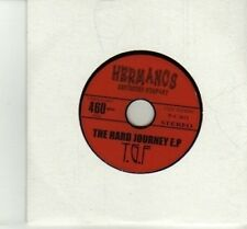 (DJ29) T.G.F., The Hard Journey EP - 2012 DJ CD