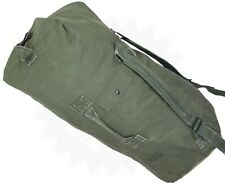 Military Duffle Bag - Very Good Condition - Heavy Duty - Army Issue Duffel