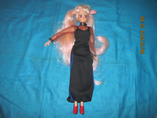 Vintage Evil Sailor Mini Moon Anime Japan Doll 11.5''