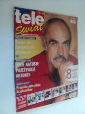TELE SWIAT 99/28 (9/7/99) SEAN CONNERY GENEVIEVE BUJOLD JOE PENNY SANDRA BULLOCK