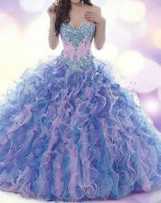 New Quinceanera Dresses For 15 Years Prom Dress Party Ball Evening Gowns