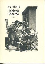 EXLIBRIS,192,Gerhard Stauf - Gautscher