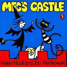 Meg's Castle (Meg and Mog) by Jan Pienkowski, Helen Nicoll, New Book