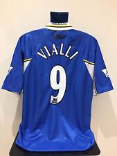 Chelsea FC VIALLI 97/99 Home Football Shirt (XL) Soccer Jersey