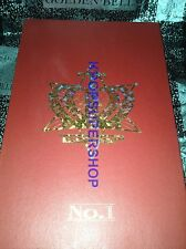 TEEN TOP NO. 1 1st Limited Album Rare OOP Photobook K-POP Kpop CD Great Cond.