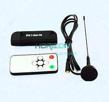 USB DVB-T & RTL-SDR Realtek RTL2832U & R820T DVB-T Tuner Receiver MCX Input