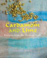 Cardamom and Lime: Recipes from the Arabian Gulf-ExLibrary