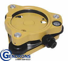 NEW TPI OPTICAL TRIBRACH FOR TOTAL STATION, GPS, SURVEYING,SOKKIA,TOPCON,TRIMBLE