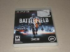 Battlefield 3 Playstation 3 PS3 PS 3 2011