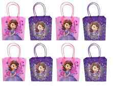 12 bags SOFIA THE FIRST PRINCESS Party Favor Goody gift Candy birthday MINNIE