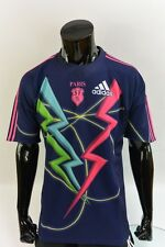 adidas Stade Francais Paris Home Shirt France Rugby Jersey SIZE XL (adults)
