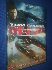 cofanetto+DVD NUOVO Film M:I:III Mission Impossible III - 2-dischi Tom Cruise