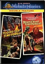THE LAND THAT TIME FORGOT & PEOPLE Doug McClure Amicus Cult Fantasy R1 DVD *NEW*