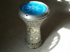 Drum Gawharet El Fan Doumbek Pearl Inlaid Mother of Pearl Darbuka tamtam djimbay