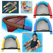Noodle Pool Float Swimming Chair Seat Aamazing Floating Bed Swimming Accessories