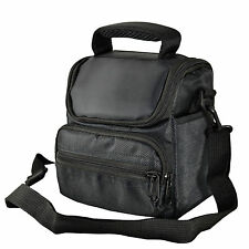 AA3 Black Camera Case Bag for Samsung WB2100 WB100 Bridge Camera