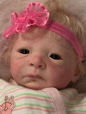 Reborn Doll Milaine by Evelina Wosnjuk