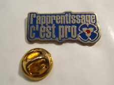 PIN'S L'APPRENTISSAGE C'EST DU PRO ILE DE FRANCE