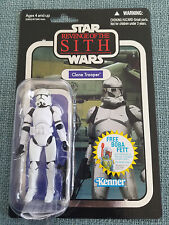 Star Wars Clone Trooper Vintage Collection VC15 RotS Foil Variation